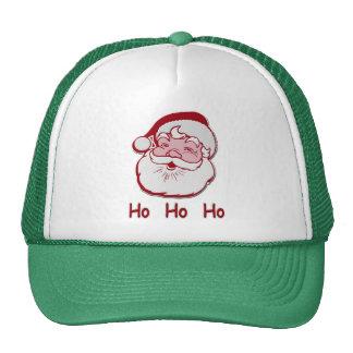 Santa Clause – Ho Ho Ho Mesh Hat