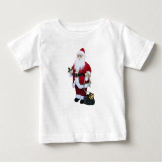 Santa Clause with Bag Baby T-Shirt