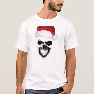 Santa Clause Xmas Demon T-Shirt