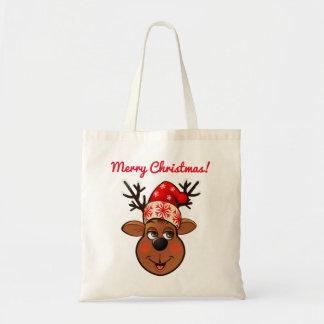 Santa Claus's Reindeer Cartoon