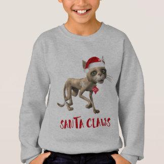 SANTA CLAWS! SWEATSHIRT