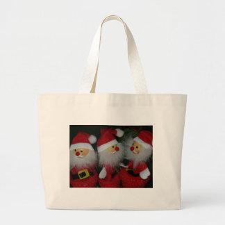 Santa Crafts Dolls Gifts for Santa Collectors Bags