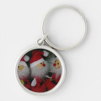 Santa Crafts Dolls Gifts for Santa Collectors Key Chains