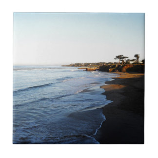 Santa Cruz Beach Ceramic Tile