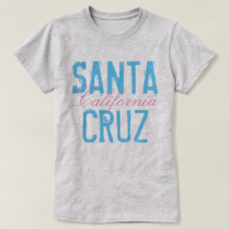 Santa Cruz California T-Shirt