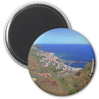 Santa Cruz de La Palma Canary Islands Spain Magnet