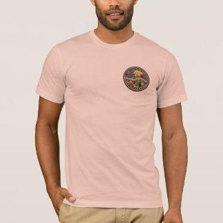Santa Cruz Guitar Company T-Shirt - Cowgirl Logo