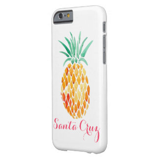 Santa Cruz Pineapple Phone Case