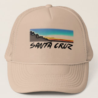 Santa Cruz Sunset Trucker Hat