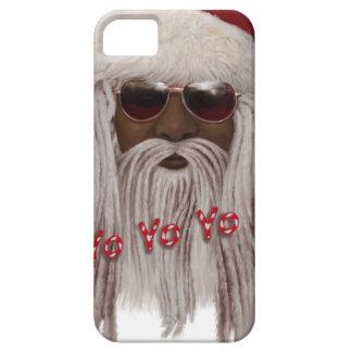 Santa ( dark ) in Dreads -Yo Yo Yo! Case For The iPhone 5