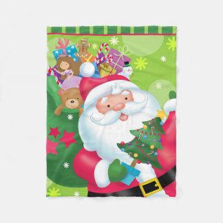 Santa Delivery Blanket