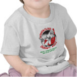 Santa Doesn't Exist-But I can't Read, So it's ok. T-shirt