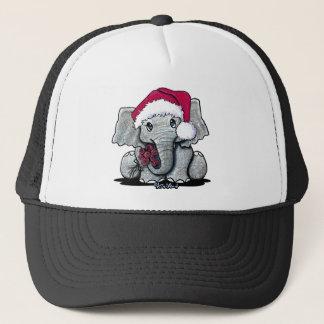Santa Elephant Cap