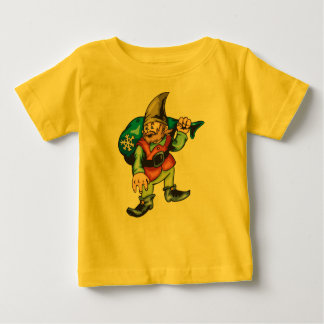 Santa Elf Carrying Toys T Shirts