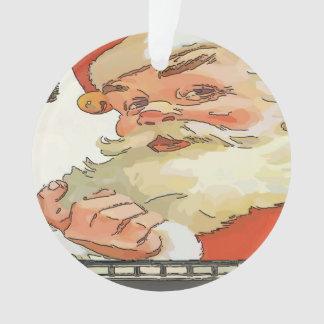 Santa Face edit text