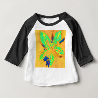 Santa Fe Acid wash yellow Baby T-Shirt