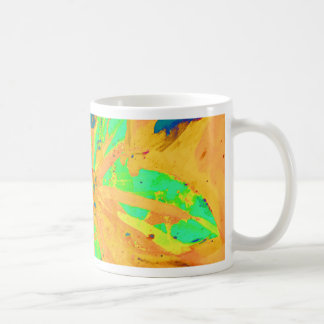 Santa Fe Acid wash yellow Coffee Mug