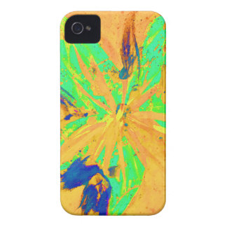 Santa Fe Acid wash yellow iPhone 4 Case-Mate Cases