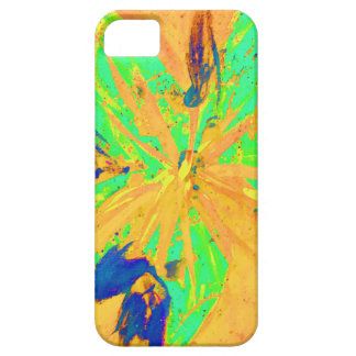 Santa Fe Acid wash yellow iPhone 5 Cover