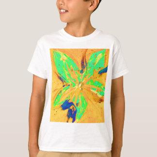 Santa Fe Acid wash yellow T-Shirt