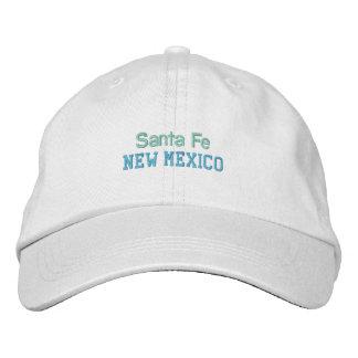 SANTA FE cap Embroidered Baseball Caps