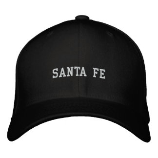 Santa Fe Embroidered Hats