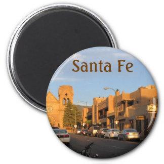 Santa Fe magnet