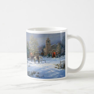 Santa Fe Mission Coffee Mug