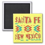 SANTA FE, NEW MEXICO MAGNET