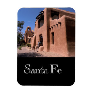 Santa Fe New Mexico Museum of Art Magnet