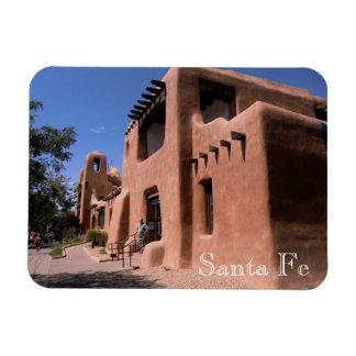 Santa Fe New Mexico Museum of Art Magnet