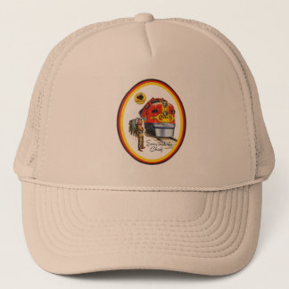 Santa Fe Super Chief Train Hat