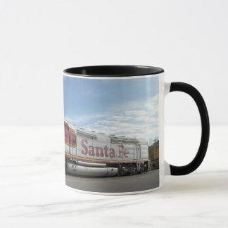Santa Fe Train Mug