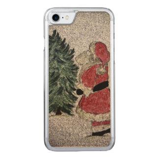 Santa Fresco Carved iPhone 8/7 Case