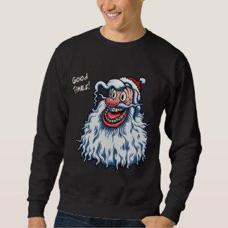 Santa Good Times Sweatshirt