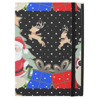 "Santa Has A List iPad Pro 12.9"" Case"
