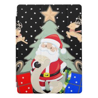 Santa Has A List iPad Pro Cover