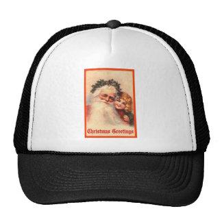 Santa Mesh Hat