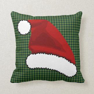 santa hat cushion