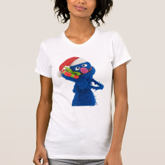 Santa Hat Grover T-Shirt