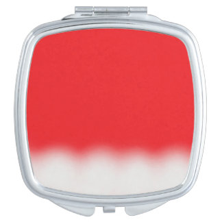 Santa Hat Mirror For Makeup