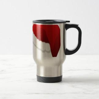 Santa Hat Travel Mug