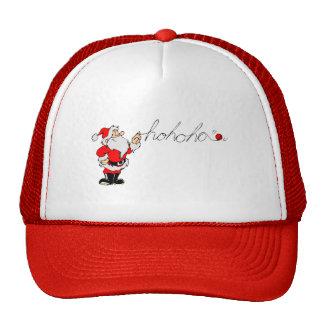 Santa (Ho Ho Ho) Hat