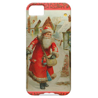 Santa in the village case for the iPhone 5