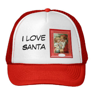 Santa is cool cap