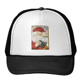 Santa is Looking for You Hat