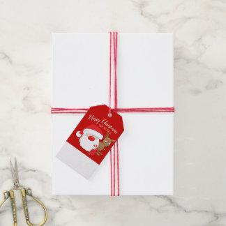 Santa & Kangaroo Gift Tags