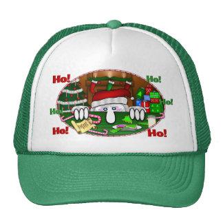 Santa Kilroy Hat