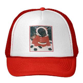 Santa Lab Trucker Hats