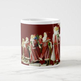 Santa Large Coffee Mug